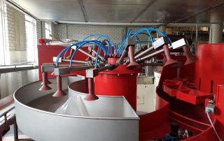 Paraffineermachine
