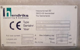 Hendriks Sigma 530